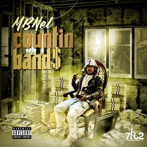 Mbnel – Countin' Bands [iTunes Plus AAC M4A]