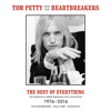 Tom Petty & The Heartbreakers - The Best of Everything: The Definitive Career Spanning Hits Collection 1976-2016  artwork