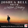 Joshua Bell & Academy of St. Martin in the Fields - Bruch: Scottish Fantasy, Op. 46 - Violin Concerto No. 1 in G Minor, Op. 26  artwork
