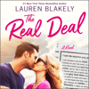 Lauren Blakely - The Real Deal: A Novel (Unabridged)  artwork