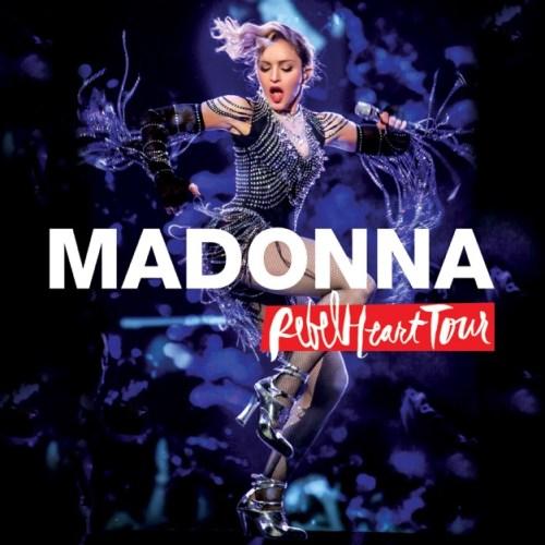 Madonna - Rebel Heart Tour Live (cover)