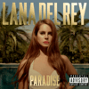 Lana Del Rey - Paradise  artwork