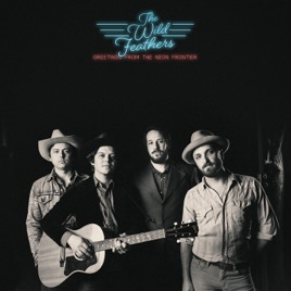 Resultado de imagen de The Wild Feathers - Greetings from the Neon Frontier