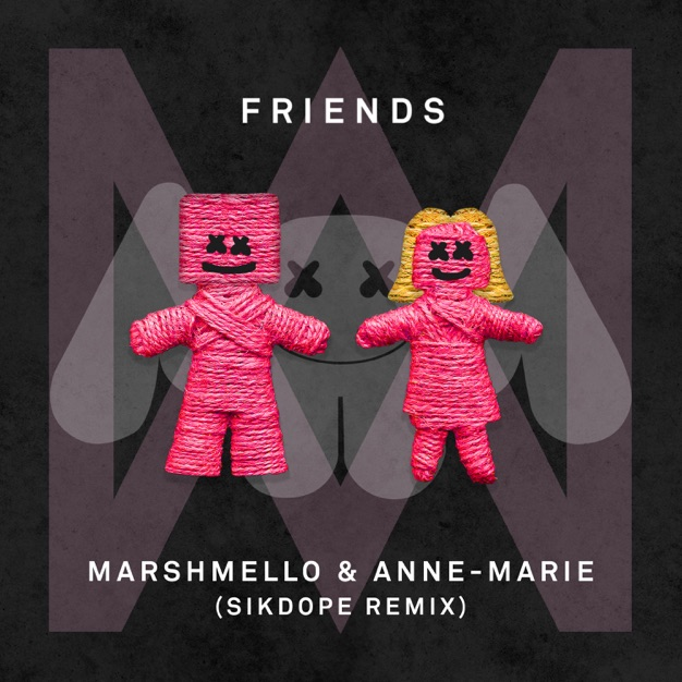 Itunes plus aac m4a free music download marshmello anne marie friends sikdope remix single itunes plus aac m4a malvernweather Images