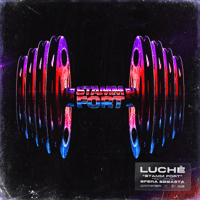 Luchè - Stamm fort (feat. Sfera Ebbasta) artwork