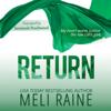 Meli Raine - Return  artwork
