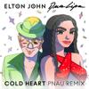 Elton John & Dua Lipa - Cold Heart (PNAU Remix) artwork