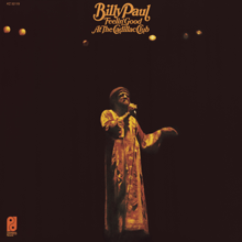 Don't Think Twice, It's All Right - Billy Paul