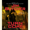 Jim Butcher - Turn Coat (Unabridged)  artwork