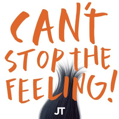Justin Timberlake - CAN'T STOP THE FEELING! (Original Song From DreamWorks Animation's Trolls ) - Single