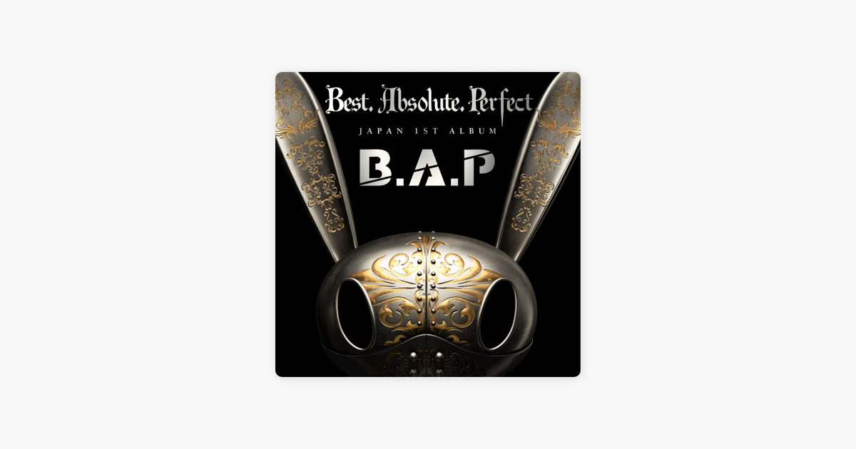 Best Absolute Perfect Japan 1st Album By BAP On