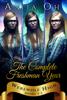 Anita Oh - Werewolf High: The Complete Freshman Year: Books 1-3  artwork