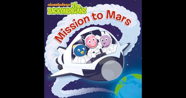 Mission to Mars (The Backyardigans) by Nickelodeon ...
