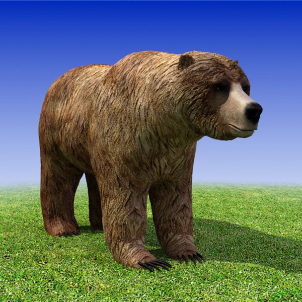 Bear Simulator 3D Madness