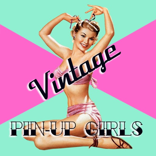Vintage Pinup Girls and Classic Retro Pinup Art