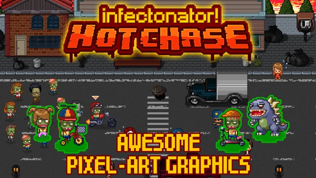 Infectonator : Hot Chase Screenshot