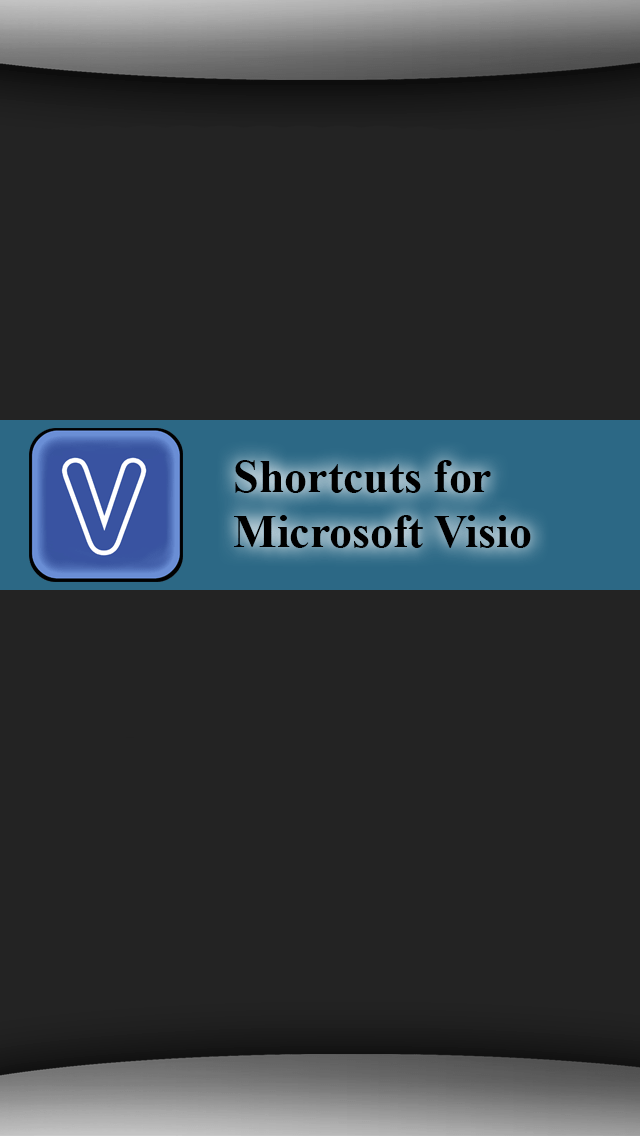 Shortcuts for Visio 2.1 IOS