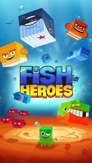 Fish Heroes Screenshot