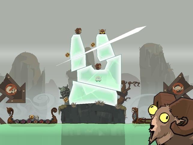 Icebreaker: A Viking Voyage (Universal) Screenshot