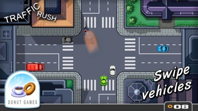 Traffic Rush Screenshot