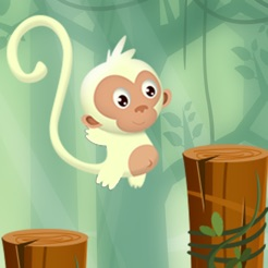 Monkey Jumping - Keep Climbing