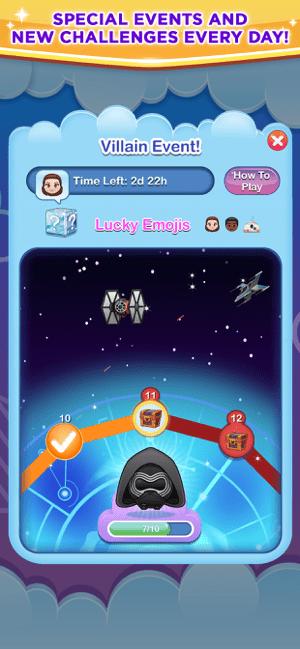 Disney Emoji Blitz Screenshot