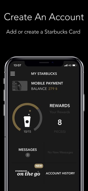 ‎Starbucks Turkey Screenshot