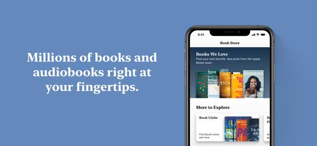 Apple Books Screenshot