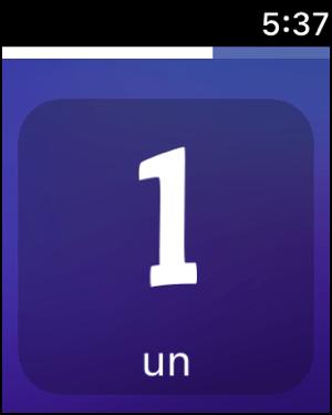 Drops:  言語学習 Screenshot