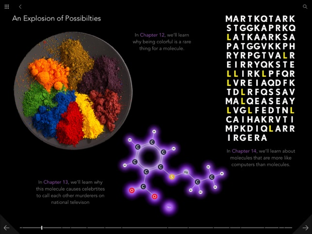 ‎Molecules by Theodore Gray Screenshot