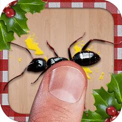 Aplasta-Hormigas Navidad