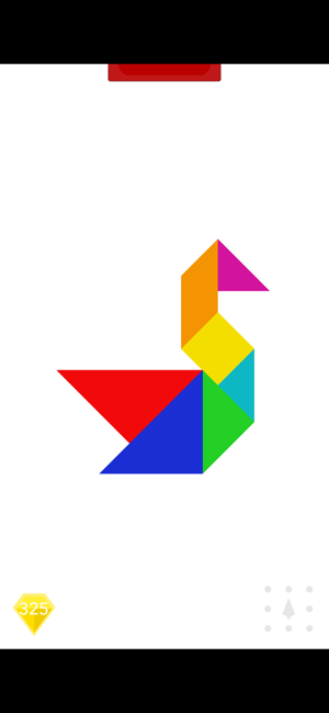‎Osmo Tangram Screenshot