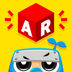 ‎Math Ninja AR - Box Battle -