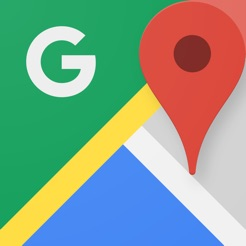 Google Maps - rutas y comida