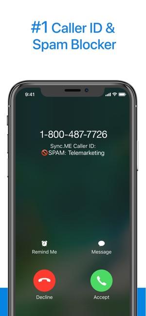 Sync.ME - Caller ID & Contacts Screenshot