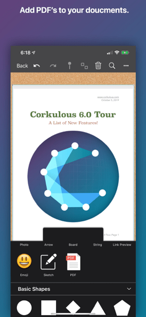 Corkulous Professional Screenshot