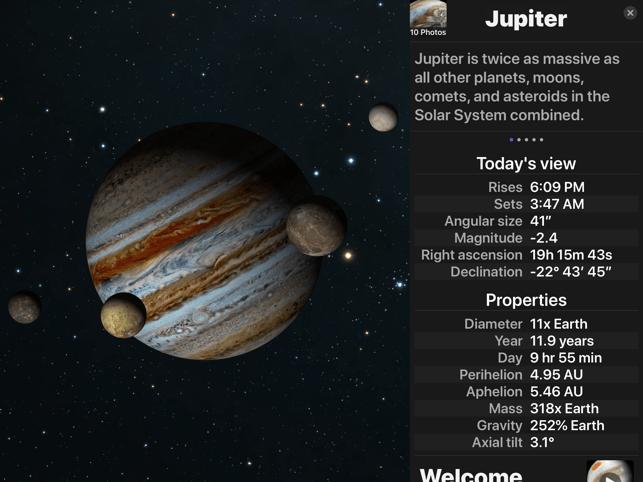 Stellar Tour - AR Stargazer Screenshot