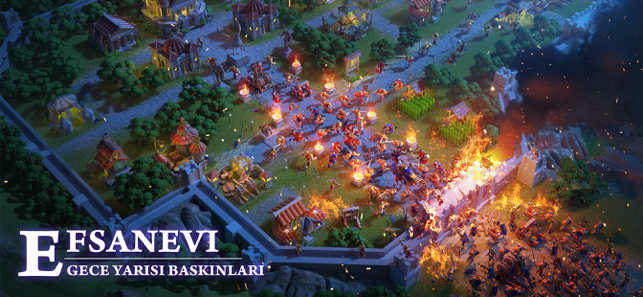 Rise of Kingdoms: Lost Crusade Screenshot