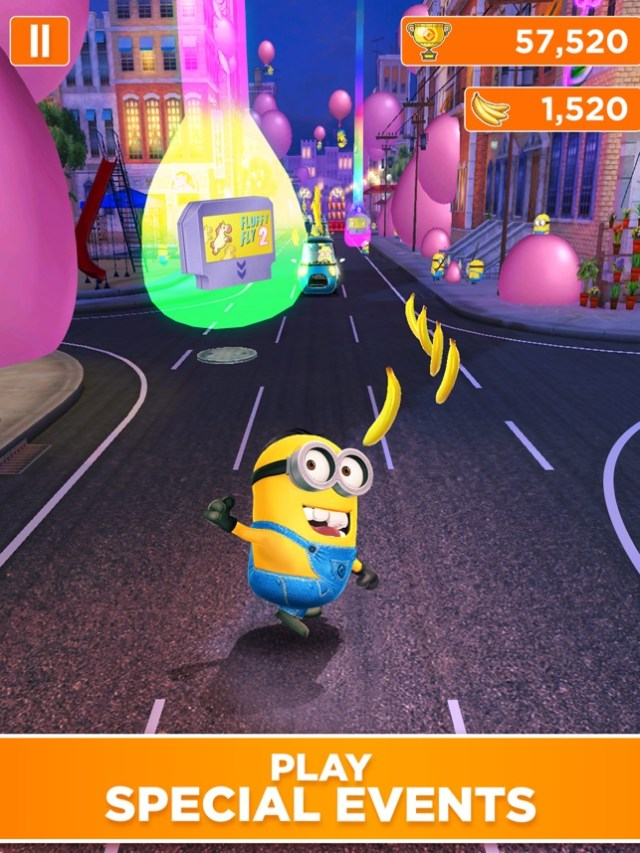 Minion Rush Screenshot