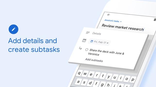 Google Aufgabenplaner