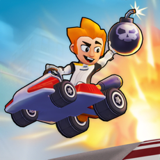 Boom Karts Multiplayer Racing