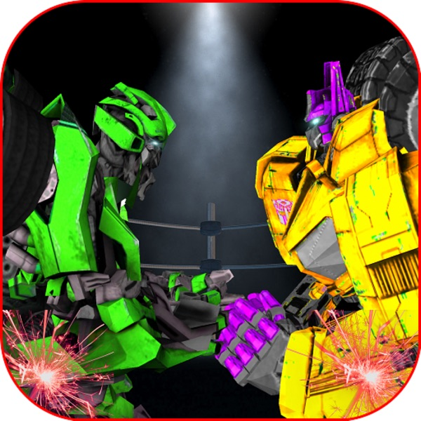 World Robot Fighting: Boxing C