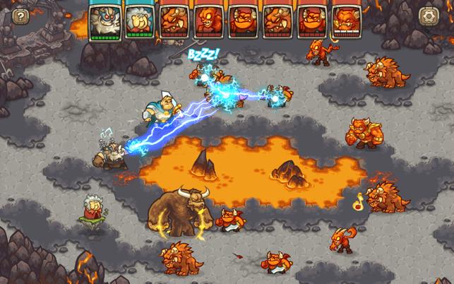 Legends of Kingdom Rush— РПГ Screenshot