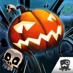 Zombie Terror Halloween Hero