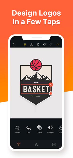 Logo Maker Shop: Creator Screenshot