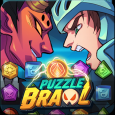 Puzzle Brawl - RPG «три в ряд»