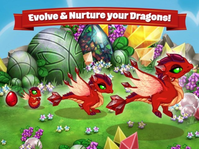 DragonVale Screenshot