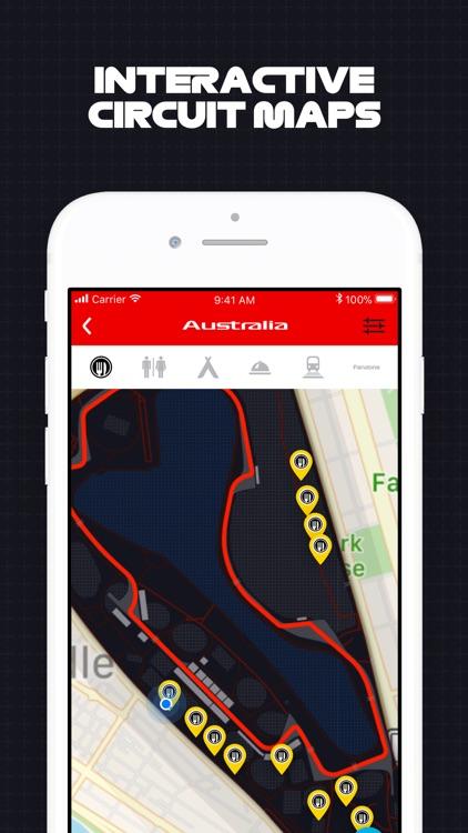Australian Grand Prix App