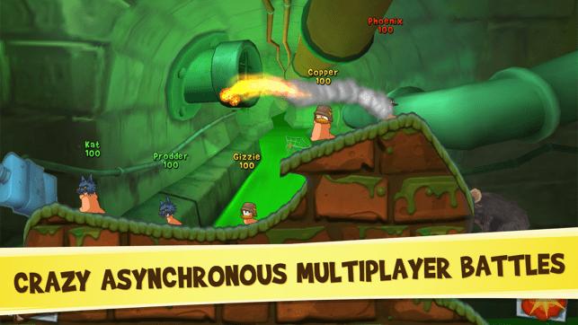 Worms3 Screenshot