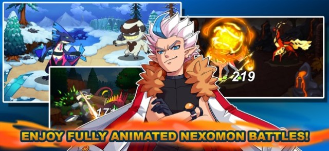 Nexomon Screenshot